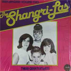 The Shangri-Las - Their Greatest Hits (Teen Anguish Volume Two) flac album