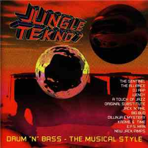 Various - Jungle Tekno 7 - Drum 'n' Bass - The Musical Style flac album