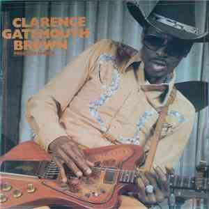 "Clarence ""Gatemouth"" Brown - Pressure Cooker flac album"