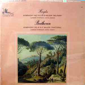 "Haydn / Beethoven - Symphony No. 11 In G Major ""Military"" / Symphony No. 6 In F Major ""Pastoral"" flac album"