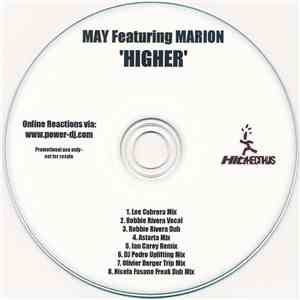 May  Featuring Marion  - Higher flac album