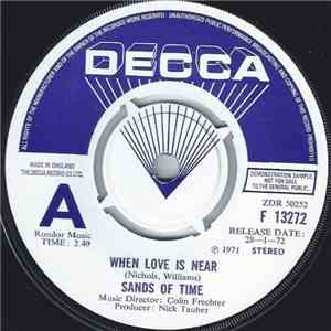 Sands Of Time  - When Love Is Near flac album