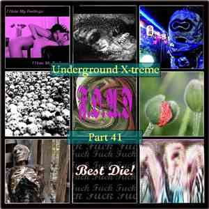 Various - Underground X-treme Part 41 flac album