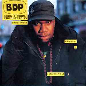 Boogie Down Productions - Edutainment flac album
