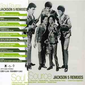 Jackson 5 - Soul Source Jackson 5 Remixes flac album