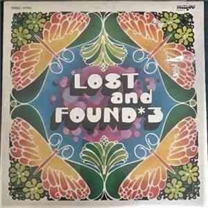 Lost And Found  - Lost And Found III flac album