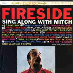Mitch Miller And The Gang - Fireside Sing Along With Mitch flac album
