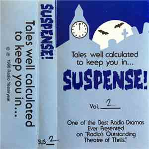 Unknown Artist - Suspense!, Vol. 2 flac album