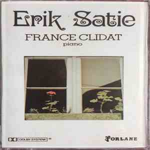 Erik Satie - France Clidat - Piano flac album