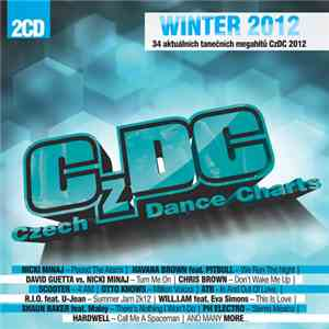 Various - Czech Dance Charts Winter 2012 flac album