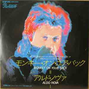 Aldo Nova - Monkey On Your Back flac album