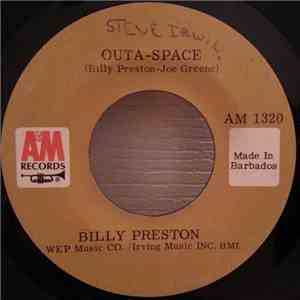 Billy Preston - Outa-Space / I Wrote A Simple Song flac album