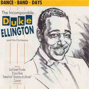 Duke Ellington And His Orchestra - The Incomparable Duke Ellington And His Orchestra flac album