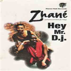 Zhané - Hey Mr. D.J. flac album
