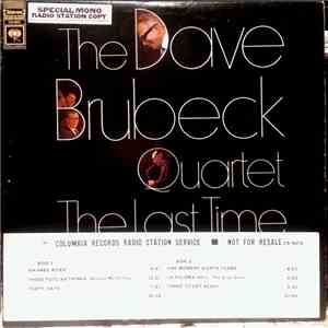 The Dave Brubeck Quartet - The Last Time We Saw Paris flac album