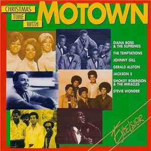 Various - Christmas Time With Motown flac album