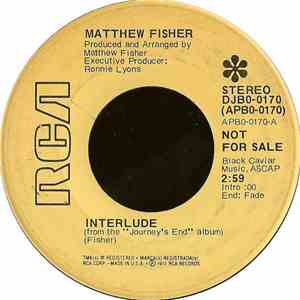 Matthew Fisher - Interlude flac album