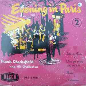 Frank Chacksfield & His Orchestra - Evening In Paris 2 flac album