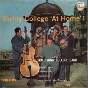 "Dutch Swing College Band - Swing College ""At Home"" No. 1 flac album"