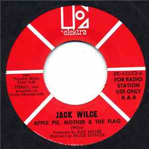 Jack Wilce - Apple Pie, Mother & The Flag flac album