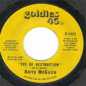 Barry McGuire - Eve Of Destruction / Child Of Our Times flac album