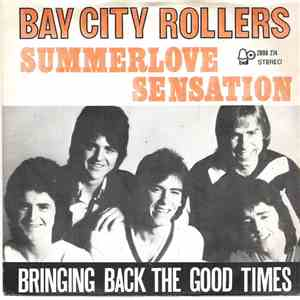 Bay City Rollers - Summerlove Sensation flac album