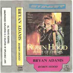 Bryan Adams - Robin Hood Prince Of Thieves flac album