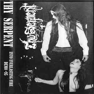 Thy Serpent - Into Everlasting Fire flac album