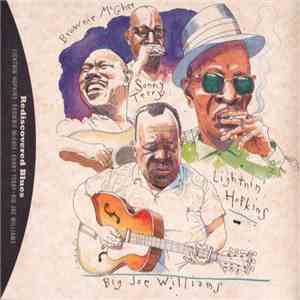 Various - Lightnin' Hopkins, Brownie McGhee, Sonny Terry, Big Joe Williams - Rediscovered Blues flac album
