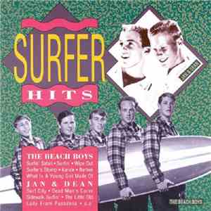 The Beach Boys, Jan & Dean - Surfer Hits flac album