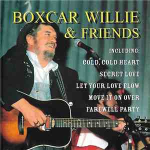 Various - Boxcar Willie & Friends - Gentlemen Of Country flac album